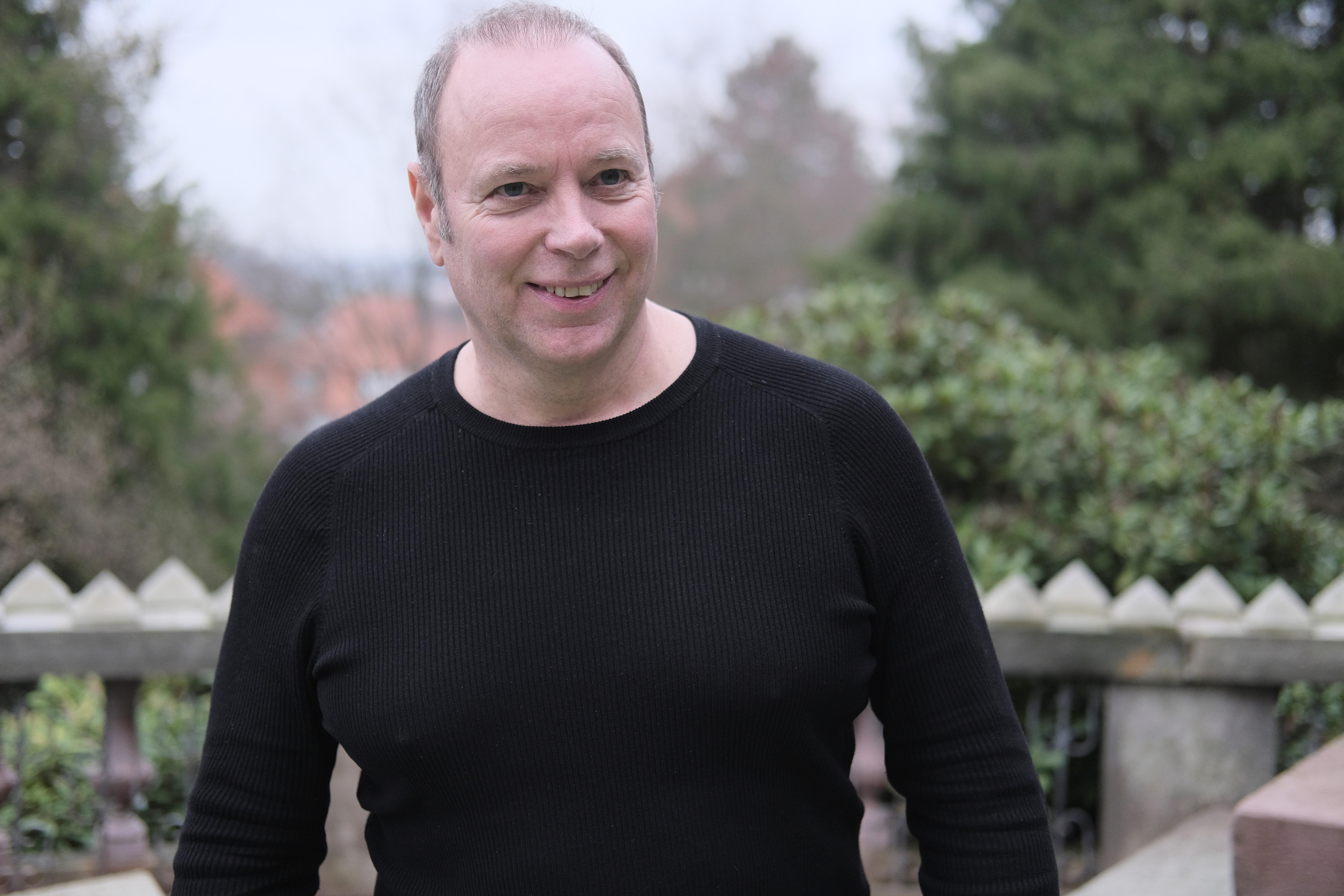 Frank Malisius leitet den Fachbereich Physiotherapie an den Bernd-Blindow-Schulen.