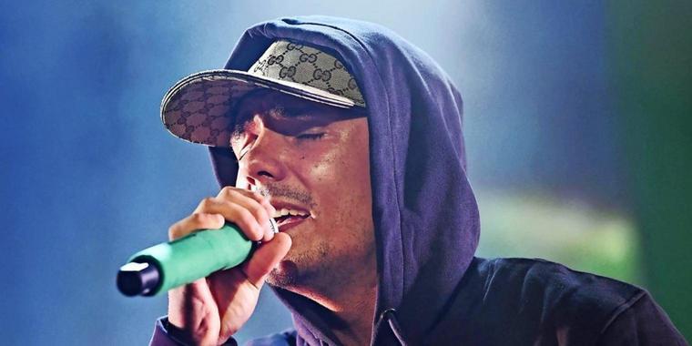 Rapper Capital Bra am meisten gestreamter Künstler in Deutschland
