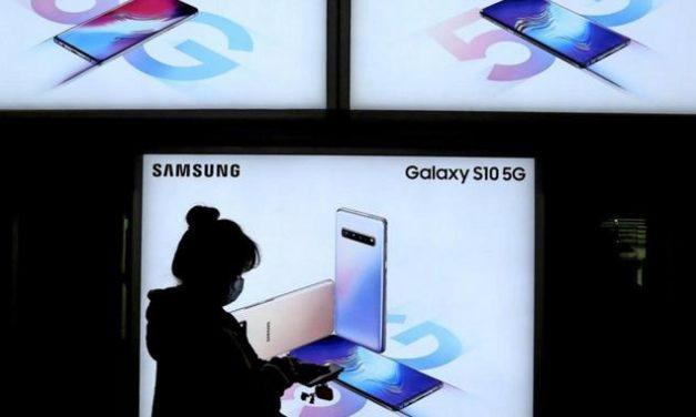 Samsung: Erstes 5G-Smartphone für Juni angekündigt