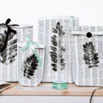 DIY: So leicht könnt ihr Geschenke aus Papier selbst basteln