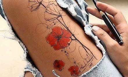 Instagrammerin @randahadaddin macht aus ihrem Körper Kunst