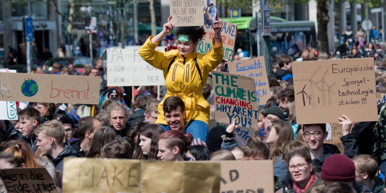 Fridays-for-Future-Bewegung rückt enger zusammen