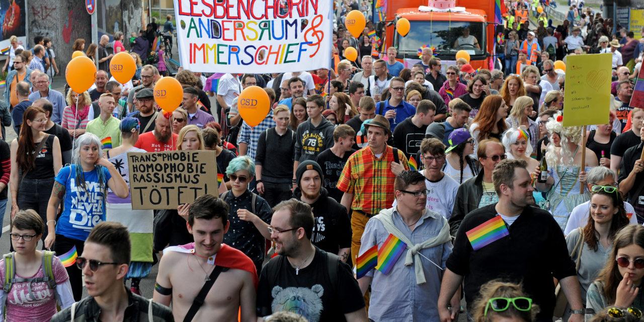 Deshalb gehe ich als nicht-queerer Mensch zum CSD