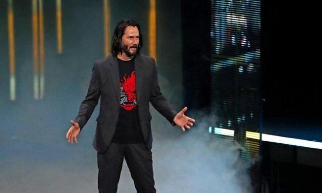 E3 2019: Keanu Reeves in Cyberpunk 2077, Microsofts neue Xbox und noch weitere Highlights