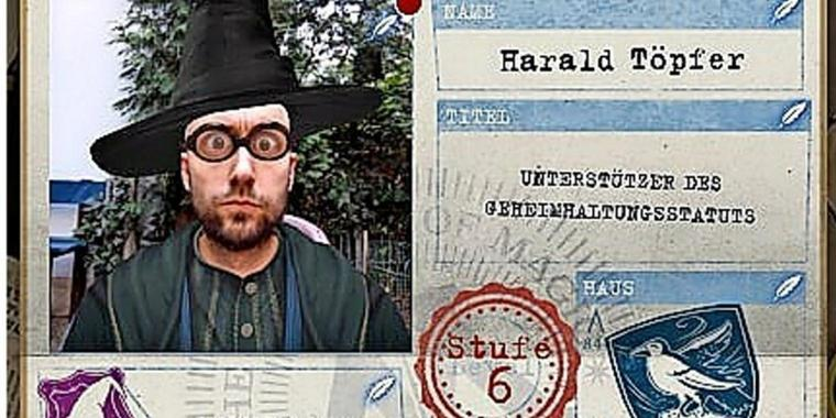 """""""Harry Potter: Wizards Unite"""": Ist das die Zukunft der Augmented-Reality-Spiele?"""