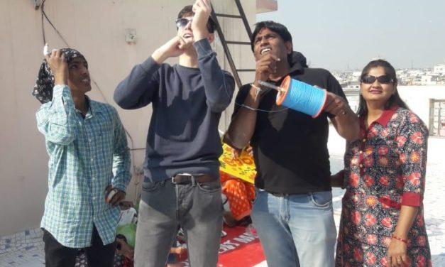 MADS Global: Ein Jahr lang lebt Lukas (16) in Indien