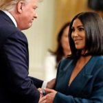 Kim Kardashian stellt Gefangenen-Projekt im weißen Haus vor