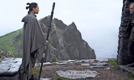 """""""Star Wars: Der Aufstieg Skywalkers"""": Keri Russell von Drehbuch zu Tränen gerührt"""