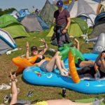 Umweltsünde Festival? Wenn die Fans gehen, bleibt der Müll