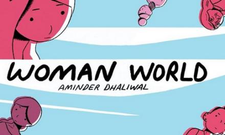 @aminder_d zeichnet eine Welt ohne Männer