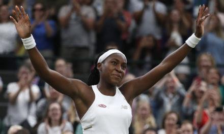 Cori Gauff: Diese Teenagerin erobert Wimbledon
