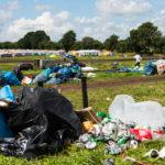 Müllhalde Festival: Das kannst du in den leeren Camps finden