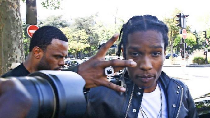 Rapper ASAP Rocky bleibt in Schweden in Untersuchungshaft