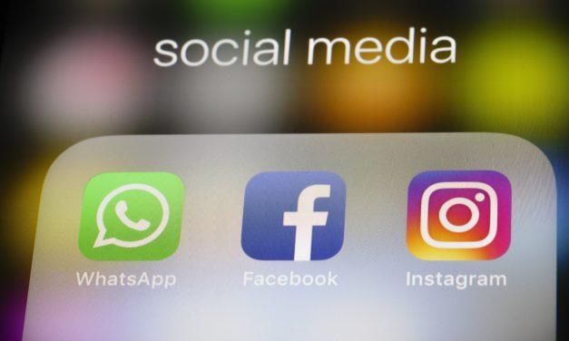 Nutzer melden Störungen bei Facebook, Instagram und Whatsapp