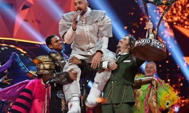 """""""The Masked Singer""""-Gewinner Max Mutzke gibt privates Interview nach der Show"""