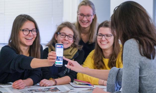 Medien im Unterricht: MADS kommt in die Klassen
