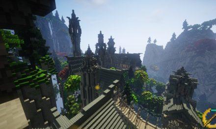 Fast fertig: Fans bauen Herr-der-Ringe-Welt in Minecraft nach
