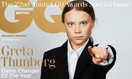 """""""Can you hear me?"""": Greta Thunberg auf dem Cover von Männerzeitschrift"""