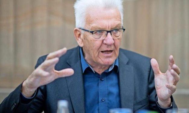 """Kretschmann zu Flugschamdebatte: """"Ich halt' von dieser ganzen Moralisiererei wenig"""""""