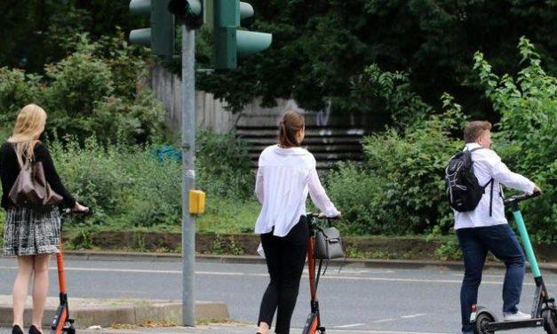 E-Scooter Unfälle: Kommt nun ein Null-Promille-Grenze?