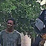 Polizei führt schwarzen Verdächtigen am Strick ab – die Entschuldigung