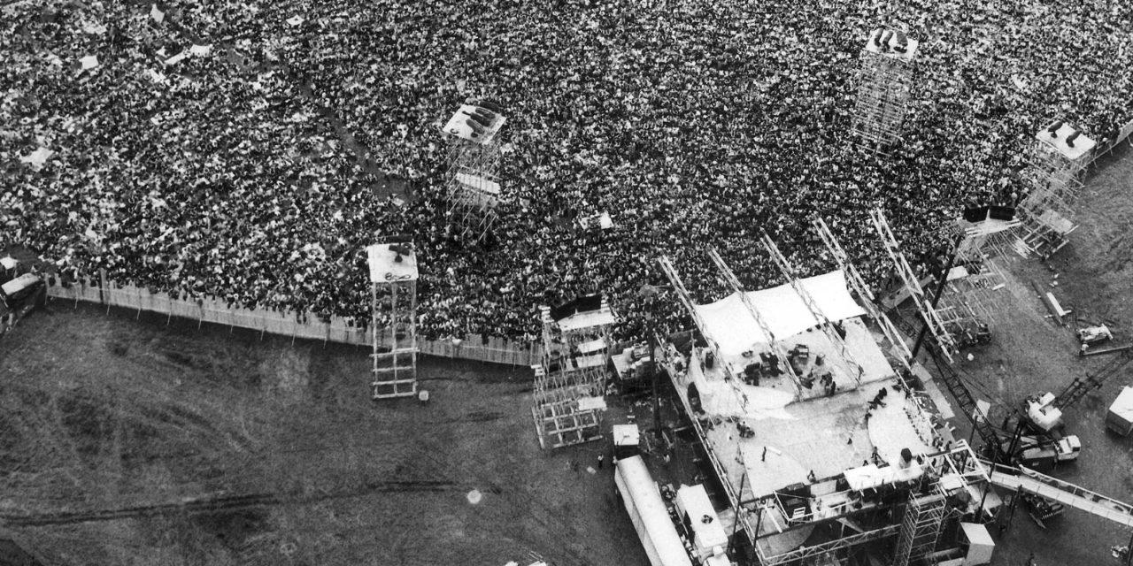 50 Jahre Woodstock: Jubiläumsfestival zwei Wochen vor Beginn abgesagt