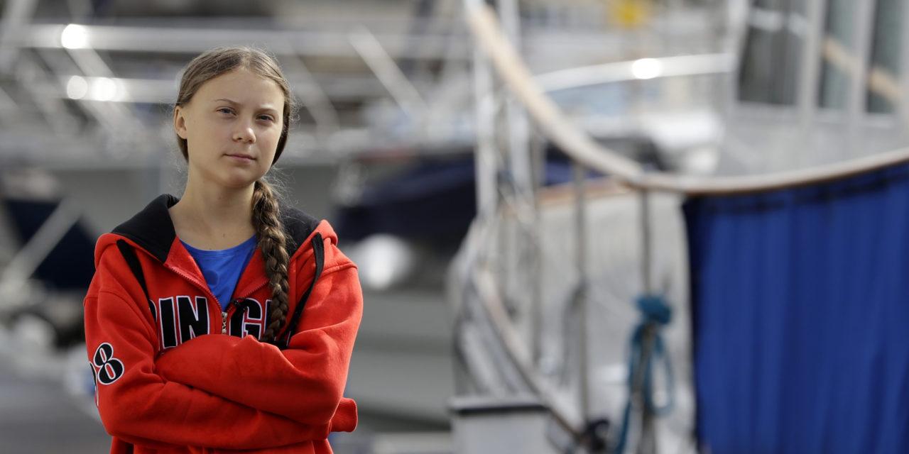 Greta Thunberg startet Segeltrip – So stürmisch wird ihre Überfahrt