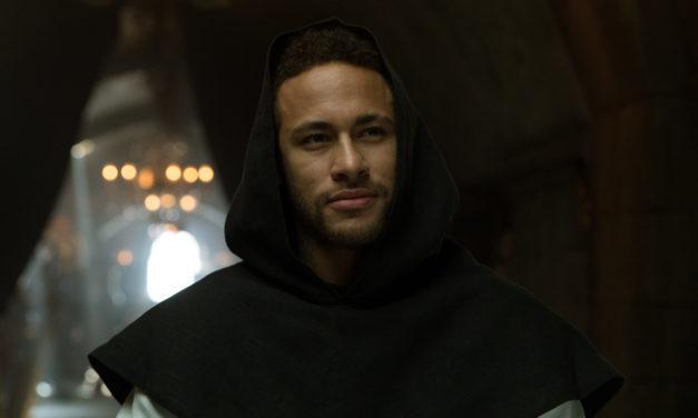 """Neymar spielt in der Netflix-Serie """"Haus des Geldes"""" mit"""