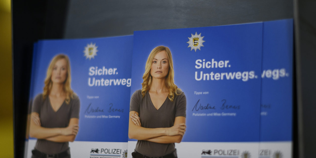 Miss Germany gibt Frauen Tipps gegen sexuelle Belästigung