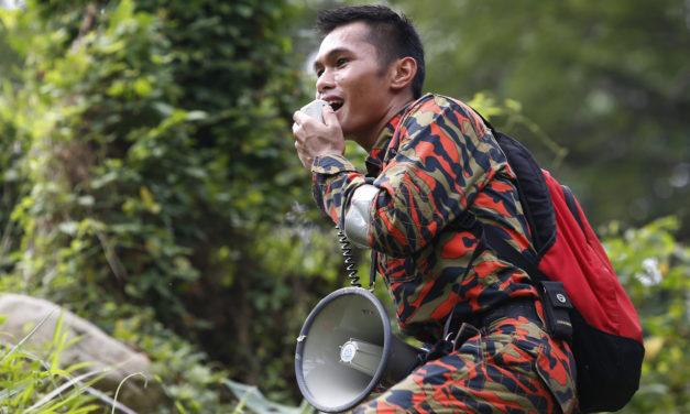 Tennager aus London in Dschungel von Malaysia vermisst