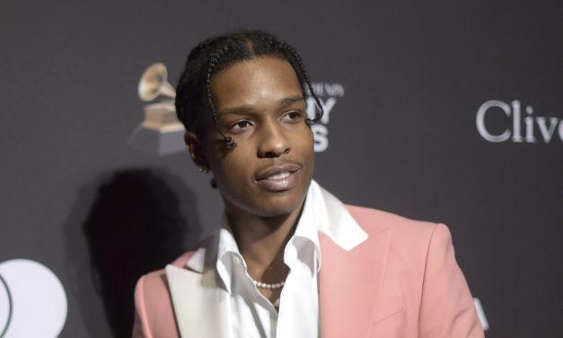 US-Rapper Asap Rocky verlässt Schweden
