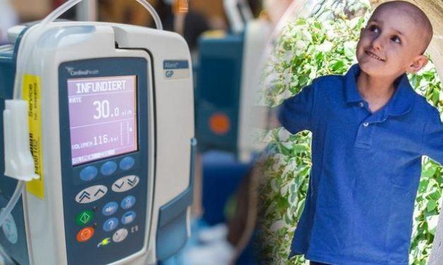1,4 Millionen Euro gespendet – krebskranker Elliot (5) erhält Chance zu überleben
