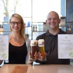 Bier-WM in Italien: Diese Frau trinkt für Deutschland