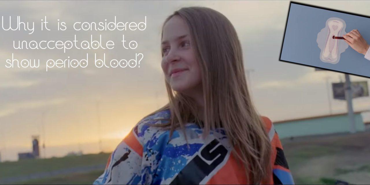 Authentische Periode: Australische Fernsehzuschauer regen sich über Bindenwerbung auf