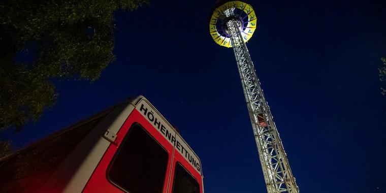 Aussichtsplattform bleibt stecken, Riesenrad evakuiert: Wie sicher sind Freizeitparks?