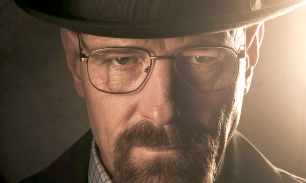 """Polizei sucht Meth-Dealer, der aussieht wie Walter White aus """"Breaking Bad"""""""