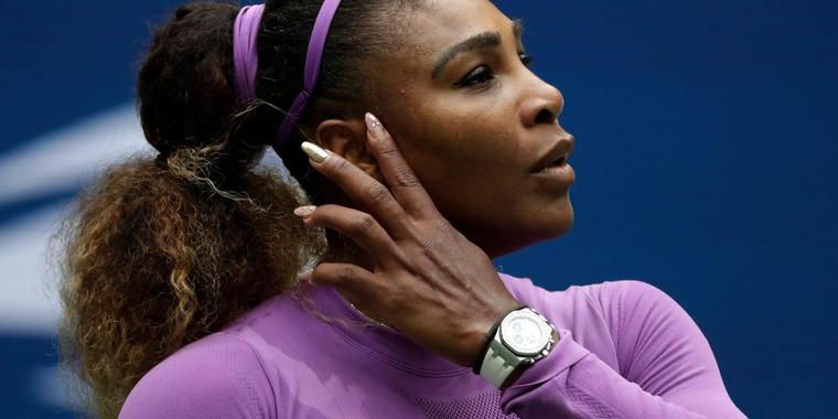Rassismusskandal: TV-Moderator vergleicht Serena Williams mit einem Affen