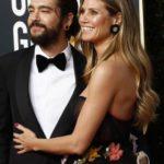 Tom Kaulitz schenkt Heidi Klum ein Stück der Berliner Mauer