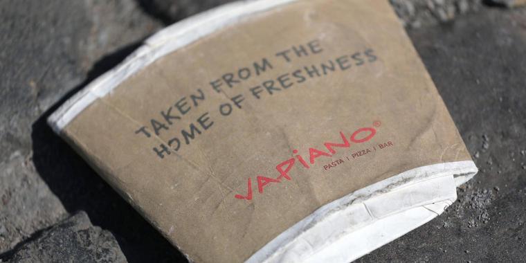 Vapiano macht hohe Verluste und rutscht weiter in die Miesen