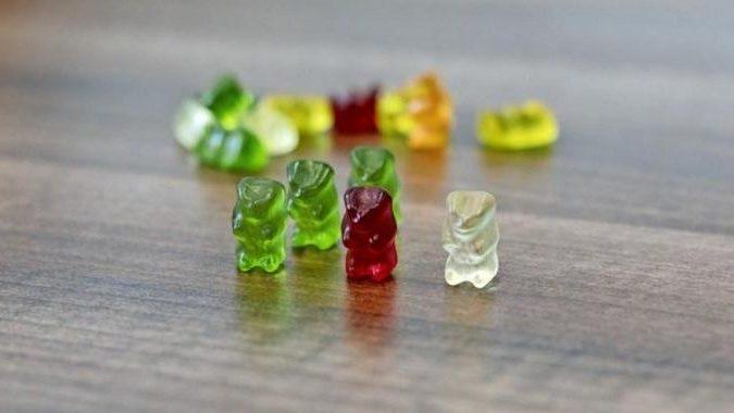 Haribo verkauft Gummibärchen jetzt nach Farbe
