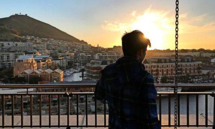 MADS-Global: Alexander ist Play Volunteer in Kapstadt