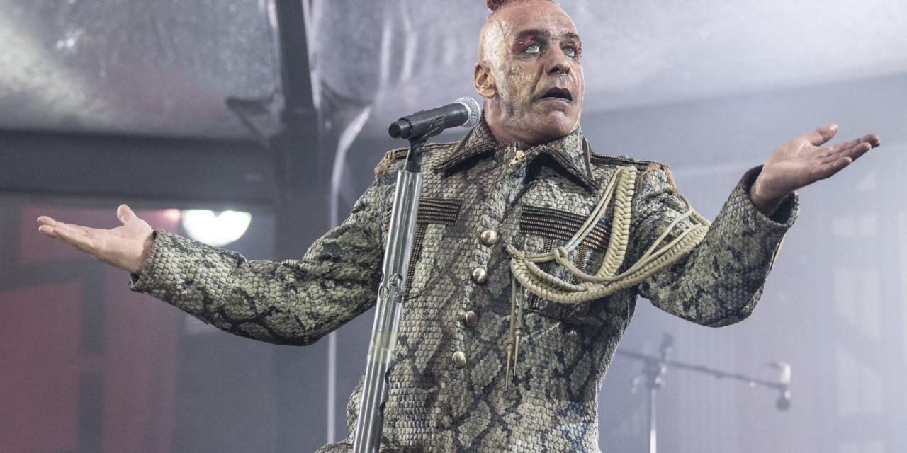 """""""Rammstein""""-Sänger Till Lindemann postet schockierendes Video"""