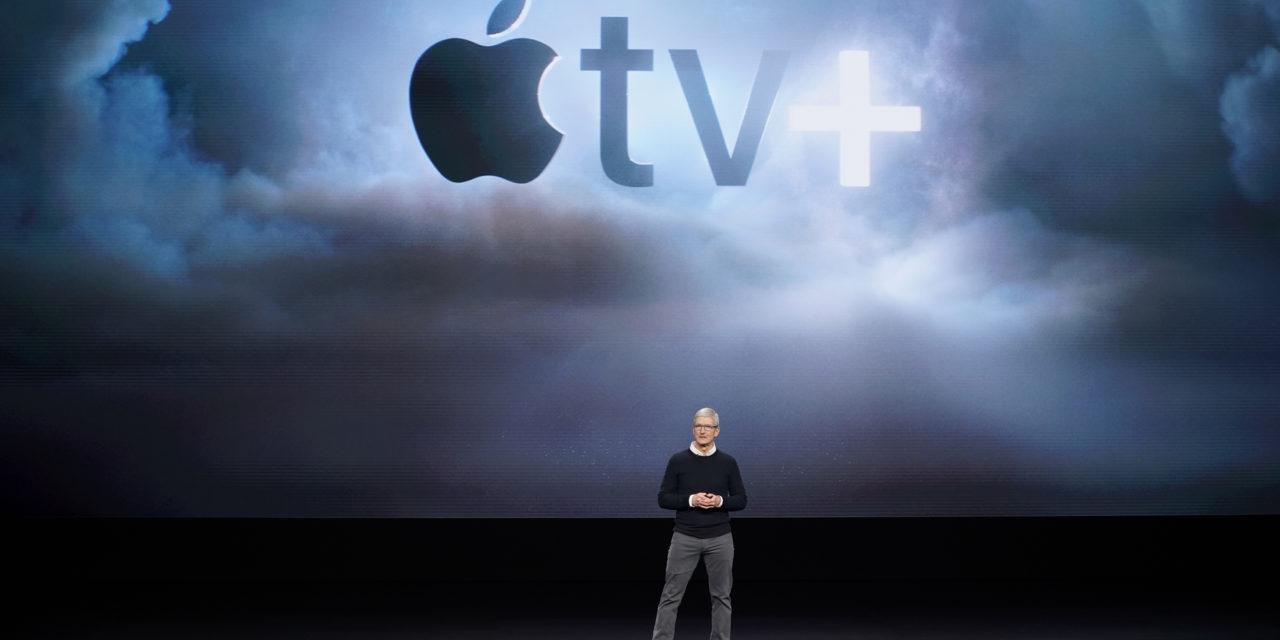 Apple TV+ macht Netflix Konkurrenz: Serienfans sind die Gewinner