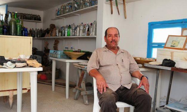 Verschmutzte Meere: Wie ein 66-Jähriger in Tunesien gegen den Plastikmüll kämpft