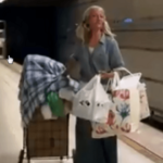 Obdachlose Frau singt in U-Bahn-Station – Video geht viral