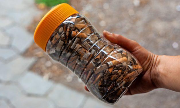 Flaschenfüllen, Eisduschen, Plogging: Challenges für den guten Zweck