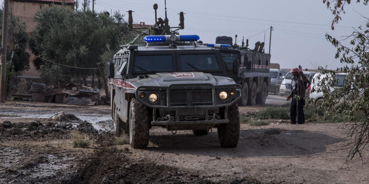 """""""Operation Friedensquelle"""" – Das passiert gerade in Nordsyrien"""