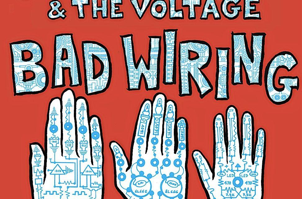 "So ist Jeffrey Lewis and the Voltage neues Album ""Bad Wiring"""