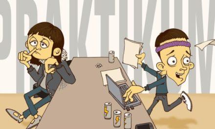 Diese Praktikanten-Typen gibt es in jedem Unternehmen