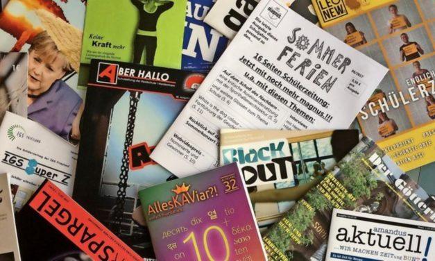 Unzensiert: Welche ist die beste Schülerzeitung in Niedersachsen?
